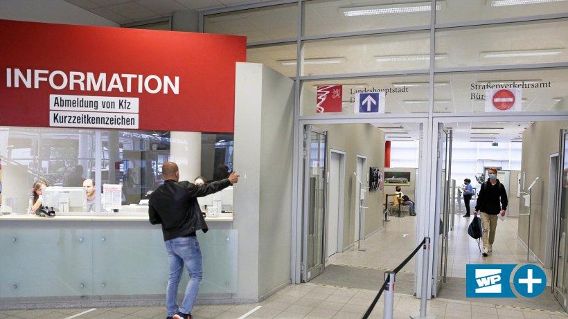 Düsseldorf fährt Bürgerservice wieder hoch