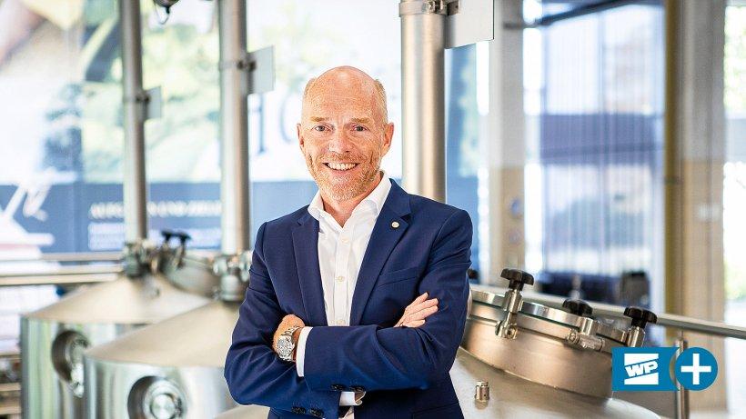 Warsteiner Brauerei: Mescheder technischer Geschäftsführer