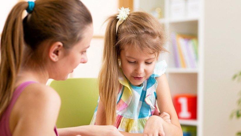 Viele Kinder im HSK brauchen Hilfe beim Lernen der Sprache