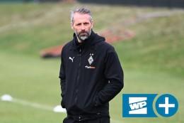 Gladbach-Trainer Marco Rose: Noch bleibt Zeit für Versöhnung