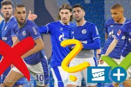 Schalke: Wer kommt, wer geht - die Pläne für die 2. Liga