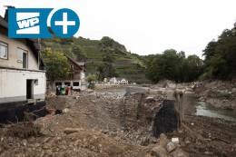 Bittere Flut-Bilanz: Wiederaufbau dauert noch viele Jahre