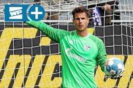 Langer ist wieder in der Kabine, aber Schalke sucht Torwart