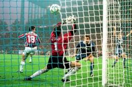 Schalkes halbes Auswärtsspiel gegen Trabzonspor: 15.10.1996