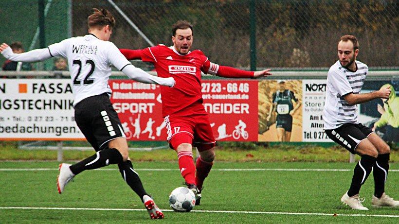 FC Lennestadt gibt Westfalia Wickede einen Sechserpack mit - Westfalenpost