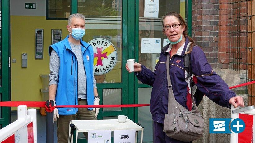 Attendorn: Sebastian Springob im Einsatz für die Obdachlosen