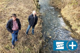 Phosphor in Bigge-Zuflüssen? Landwirte wütend auf LANUV