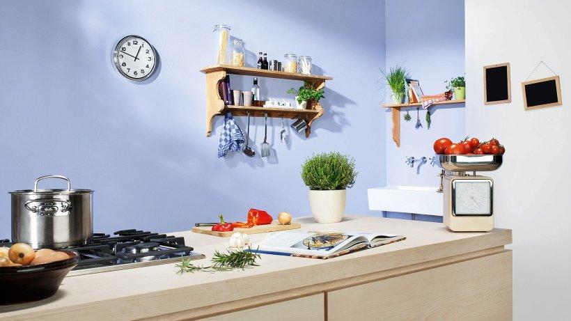mit wandfarbe mehr lebensfreude in den alltag bringen leben. Black Bedroom Furniture Sets. Home Design Ideas