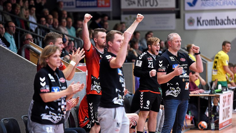 Wölfen gelingt absolute Sensation bei Eintracht Hagen - WP News