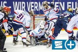 Iserlohn Roosters erkämpfen sich 3:2-Sieg in Düsseldorf