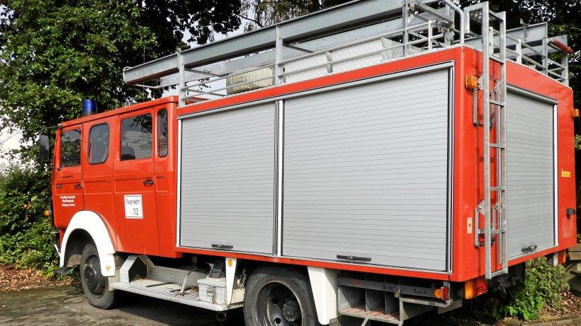 Auktion von Feuerwehrwagen - aktuell bietet Schmallenberg an - WESTFALENPOST News