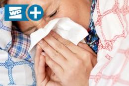 Grippe-Welle im HSK? So ist die Prognose des Gesundheitsamts