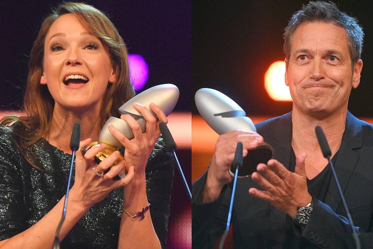 Deutscher Comedypreis Für Dieter Nuhr Und Caroline Kebekus Jan