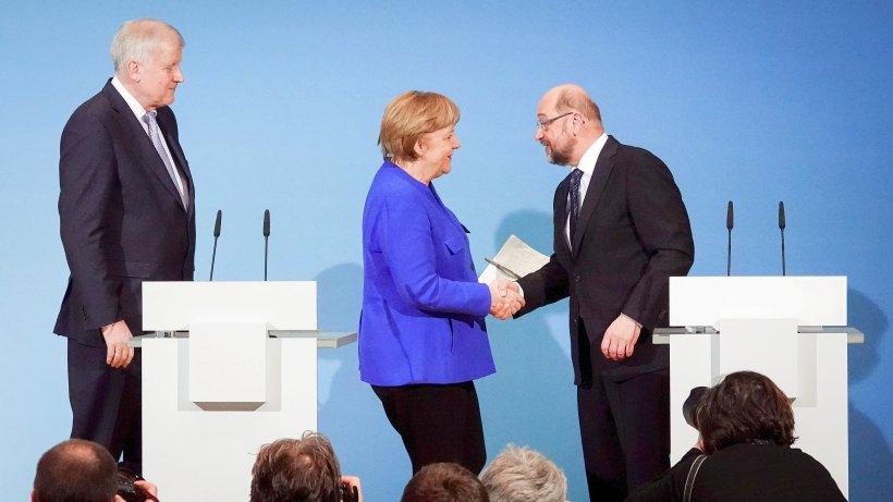 Groko-Sondierung beendet: Reicht das für ein neues Regierungsbündnis?
