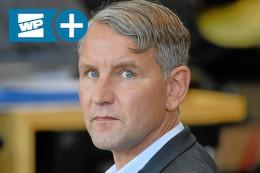 Misstrauensvotum in Thüringen: AfD-Kandidat Höcke scheitert