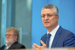 Corona: Aktuelle Zahlen – Kritik an RKI-Chef Wieler