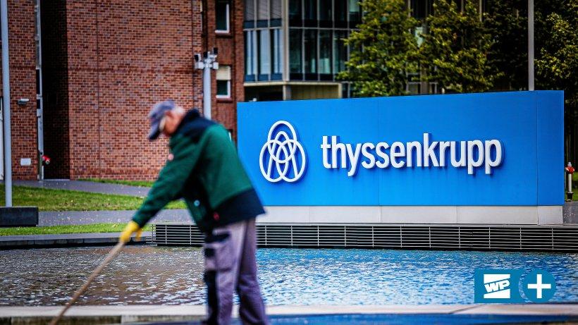 Thyssenkrupp: Kauf-Angebot betrifft auch Südwestfalen