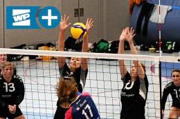 VTV-Volleyballerinnen starten in die Regionalliga