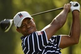 Sorgen um Tiger Woods: Golfer verletzt sich bei Auto-Unfall
