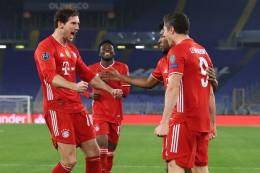 Bayern beenden Mini-Krise: Klarer Sieg bei Lazio Rom