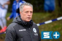 Bielefeld-Trainer Neuhaus: