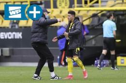 BVB-Noten: Jadon Sancho überragt beim 3:2 gegen RB Leipzig