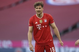 FC Bayern bestätigt: Muskelfaserriss bei Leon Goretzka - EM-Auftakt wackelt