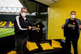 BVB und Stadt Dortmund appellieren an Fans: