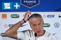 Didier Deschamps: Wir brauchen mehr als unsere Top-Stürmer