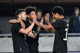 Zweiter U21-Sieg für Kuntz-Nachfolger Antonio Di Salvo