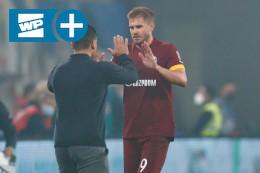 Schalke: Warum Grammozis vor Hannover von einer