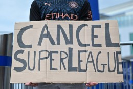 Europäische Super League plant einen Neustart