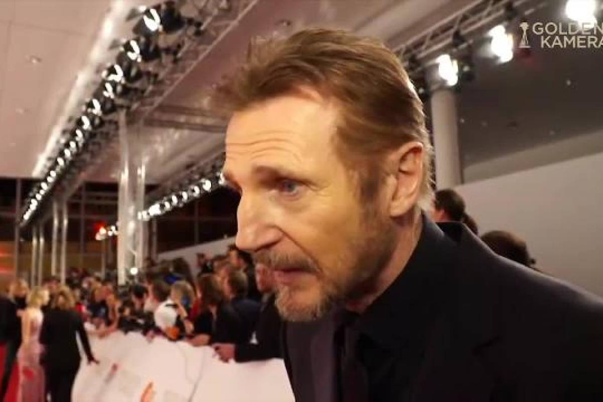 Goldene Kamera 2018 Interview Mit Liam Neeson Wpde Panorama