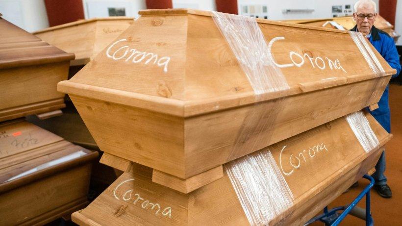 Corona Toten In Deutschland