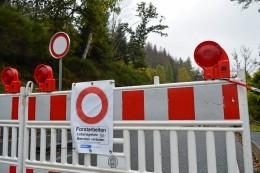 L 553 zwischen Aue und Berghausen ab Freitag wieder frei